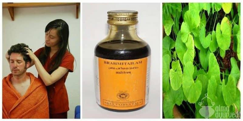 Aceite Brahmi