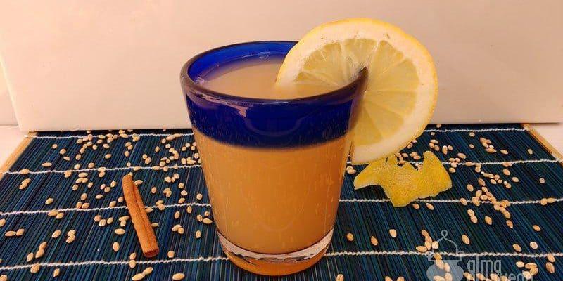 Receta Ayurveda refrescante y nutritiva: Agua de cebada