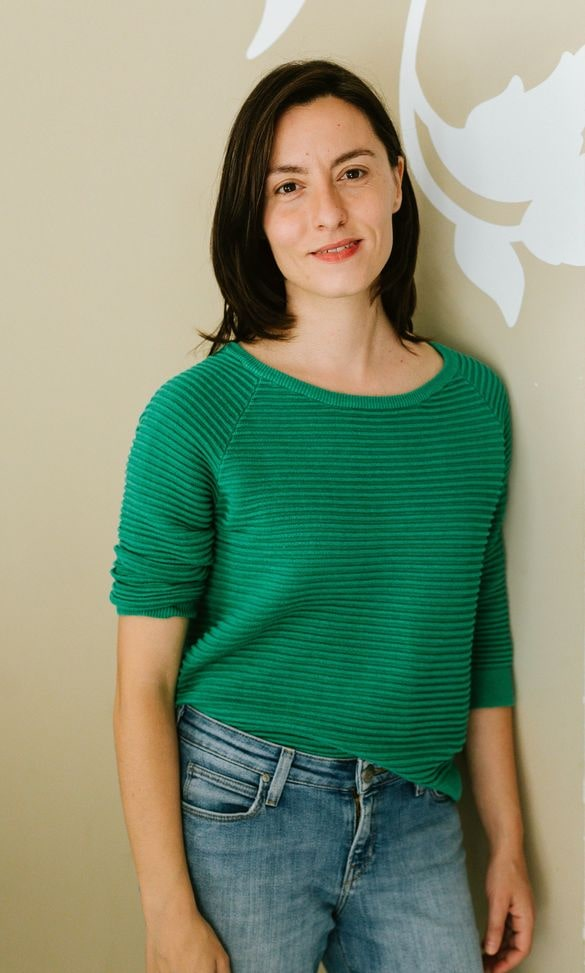 Elena Álvarez - Terapéuta Ayurveda